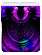 Melting Pot . Horizontal Cut . S8a.S11 Duvet Cover by Wingsdomain Art and Photography