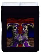 Metamorphosis Duvet Cover by Christopher Gaston