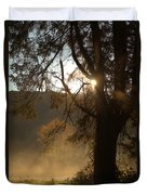 Morning Has Broken Duvet Cover by Karol Livote