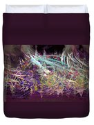My Symphony Duvet Cover by Linda Sannuti