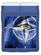 Nato Duvet Cover by Semmick Photo