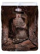 Nature's Reclamation Duvet Cover by Andrew Paranavitana