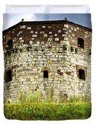 Nebojsa tower in Belgrade Duvet Cover by Elena Elisseeva