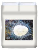 Neptume In Libra Duvet Cover by Augusta Stylianou
