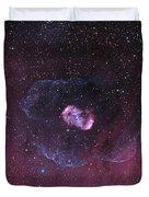 Ngc 6164, A Bipolar Nebula Duvet Cover by Don Goldman