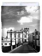 Nordeste - Azores Duvet Cover by Gaspar Avila
