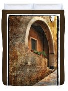 North Italy 3 Duvet Cover by Mauro Celotti