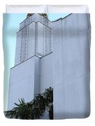 Oakland California Temple . The Church Of Jesus Christ Of Latter-day Saints . 7d11335 Duvet Cover by Wingsdomain Art and Photography