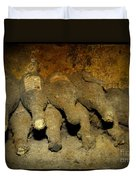 Old Wine Rarities Duvet Cover by Heiko Koehrer-Wagner