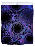 Optical Illusion Duvet Cover by Andee Design