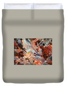 Paint Number 36 Duvet Cover by James W Johnson