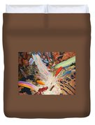 Paint Number 39 Duvet Cover by James W Johnson