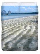Pak Meng Beach Duvet Cover by Adrian Evans