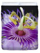 Passion Flora Duvet Cover by Juergen Roth