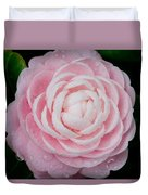 Pefectly Pink Duvet Cover by Rich Franco