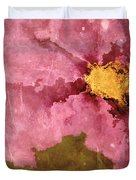 Petaline - ar01bt04c2 Duvet Cover by Variance Collections