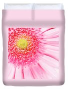 Pink Delight II Duvet Cover by Tamyra Ayles