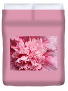 Pink Duvet Cover by Kristin Elmquist