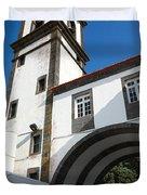 Portuguese Architecture Duvet Cover by Gaspar Avila