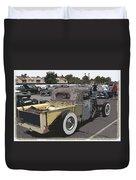 Rat Truck Duvet Cover by Steve McKinzie