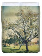 Redemption Duvet Cover by Laurie Search