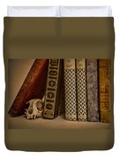 Reference Duvet Cover by Heather Applegate