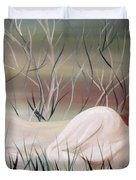 Reflections Duvet Cover by Mark Moore