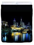 Riverside Duvet Cover by Andrew Paranavitana