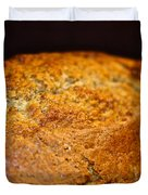 Scratch Built Bread Duvet Cover by Susan Herber