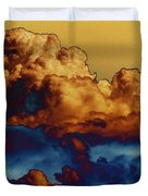 Sea And Sky Duvet Cover by One Rude Dawg Orcutt