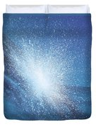 Sea Picture Vi Duvet Cover by Alan Byrne