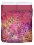 Shades Of Summer Duvet Cover by Carol Groenen