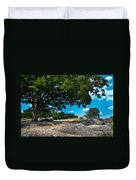 Shady Hilltop Duvet Cover by Paul W Faust -  Impressions of Light
