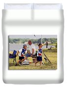 Show Grand-mom  Duvet Cover by Brian Wallace