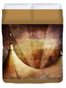 Showtime Duvet Cover by Andrew Paranavitana