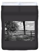 Simple Times Duvet Cover by Catherine Reusch  Daley