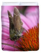 Skipper Butterfly Duvet Cover by Juergen Roth