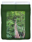 Sky Bridge 2 Duvet Cover by Aimee L Maher Photography and Art Visit ALMGallerydotcom