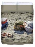 Sleeping Beauty Duvet Cover by Joana Kruse