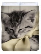 Soft Duvet Cover by Amy Tyler