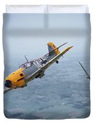 Some You Win........... Duvet Cover by Pat Speirs