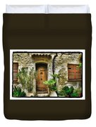 South Of France 1 Duvet Cover by Mauro Celotti