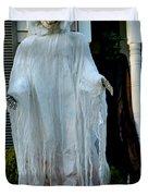 Spooky Flight Duvet Cover by LeeAnn McLaneGoetz McLaneGoetzStudioLLCcom