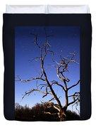 Spooky Tree Duvet Cover by Larry Ricker