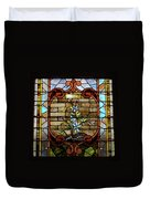 Stained Glass Lc 18 Duvet Cover by Thomas Woolworth