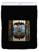Stained Glass Lc 20 Duvet Cover by Thomas Woolworth