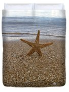 Starfish Duvet Cover by Stylianos Kleanthous