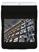 Stralauer Platz 29 - 31  Duvet Cover by Juergen Weiss