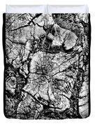 Stumped Duvet Cover by Mike McGlothlen