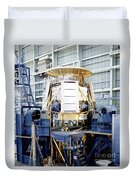 The Apollo Telescope Mount Undergoing Duvet Cover by Stocktrek Images